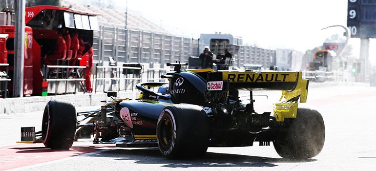 Formel 1: 1.000 Grand Prix der Geschichte – beeindruckende Bilanz von Renault