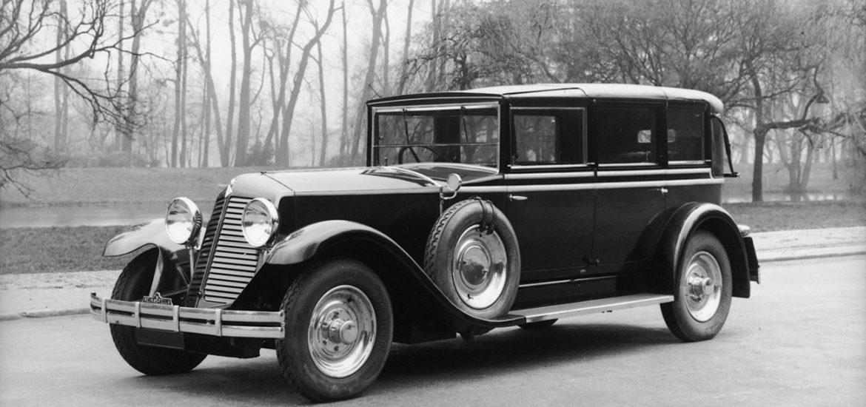 90 Jahre Renault Reinastella: Luxus mit acht Zylindern