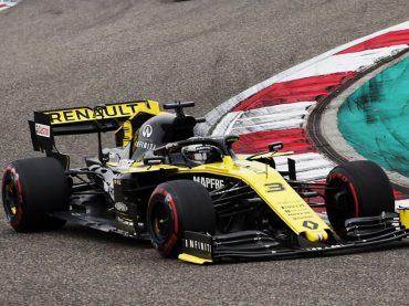 Erste WM-Punkte für Renault F1 Werksfahrer Ricciardo