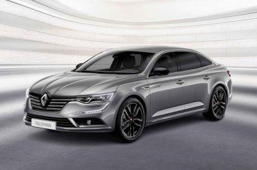 Renault TALISMAN jetzt auch als S-Edition: sportlich, sportlich!