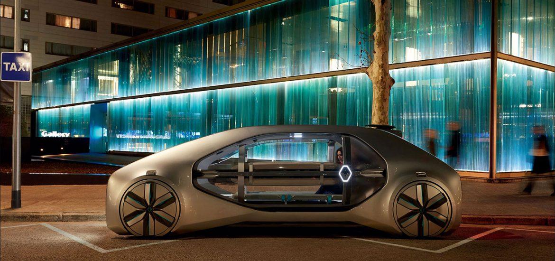 Innovationen à la Renault: