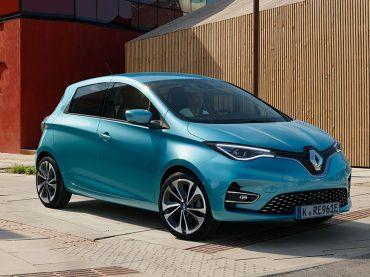 Elektroauto-Leasing für ADAC Mitglieder: Neuer Renault ZOE schon ab 109,- € pro Monat<sup>2</sup>