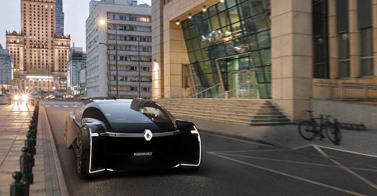 Innovationen à la Renault: EZ Ultimo