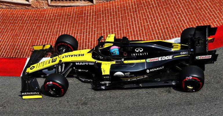Renault F1 in Monaco: Gut, aber es geht noch besser