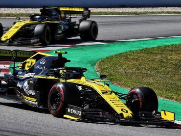 Barcelona kam Renault F1 spanisch vor