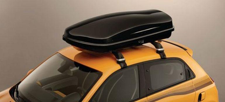 Renault Fahrradträger und Dachboxen