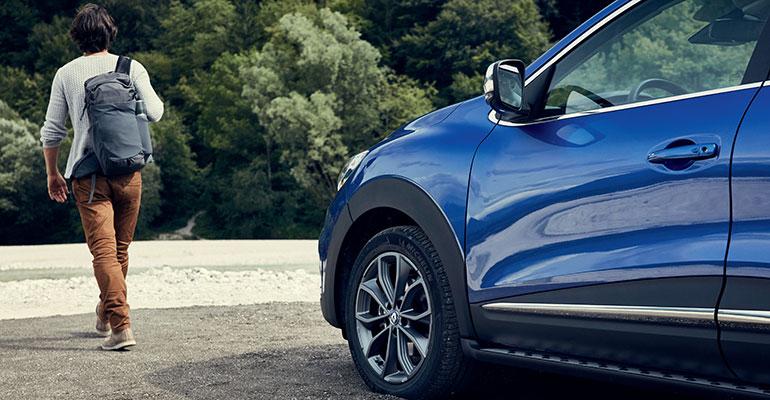 Renault Keyless Entry
