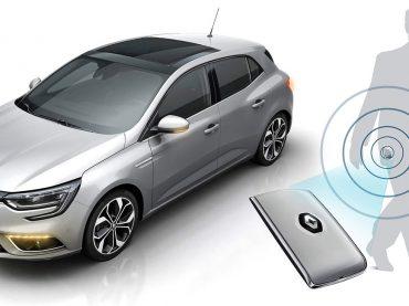 Renault Keyless Entry & Drive: Komfort ohne Schlüssel