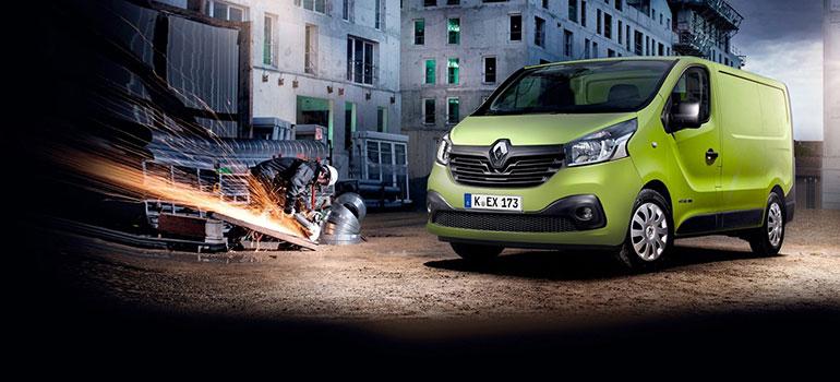 Nutzfahrzeuge von Renault
