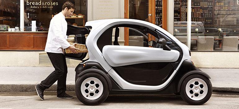 Nutzfahrzeuge von Renault: Z.E. Modelle