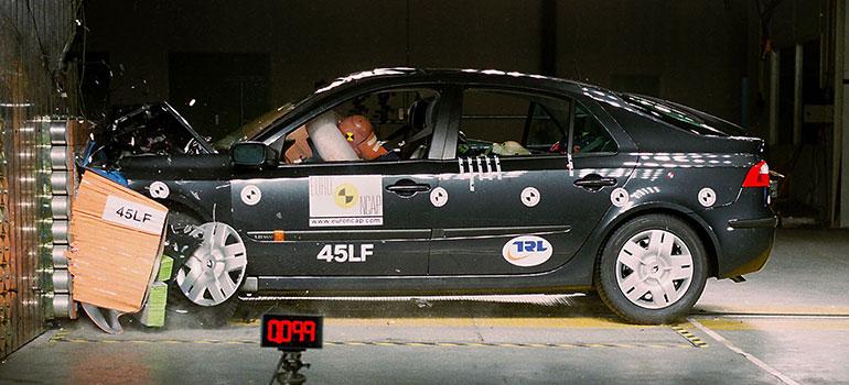 65 Jahre Renault Unfallforschung