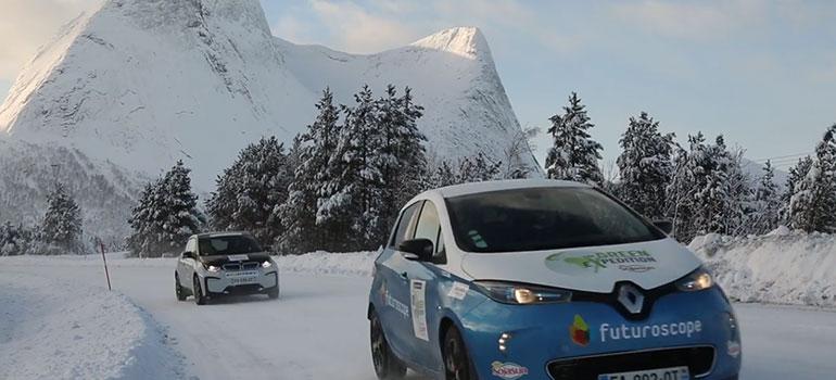Mit dem Renault ZOE zum Nordkap - 2