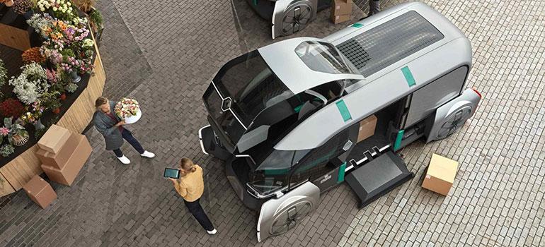 Innovationen à la Renault: automatisiertes Fahren