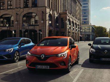 Neuen Renault CLIO konfigurieren und Traum-Wochenende gewinnen