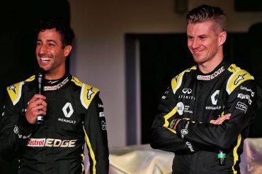 Renault F1-Video: Mit Hülkenberg und Ricciardo im Twingo durch Paris