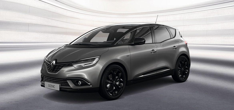 Schwarzer Schick: der Renault SCENIC BLACK EDITION