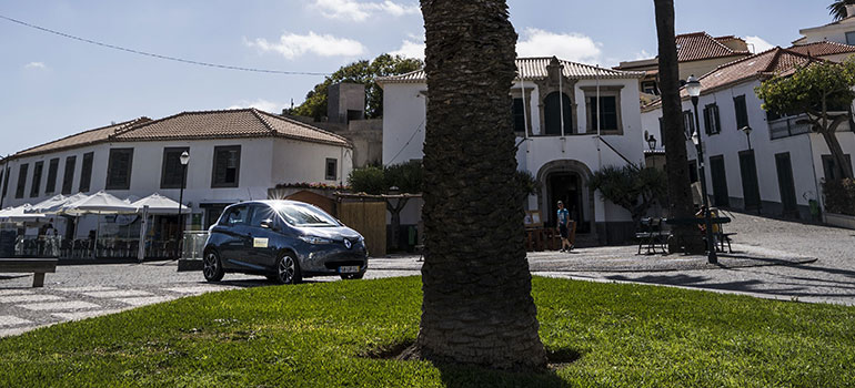 Elektromobilität-Projekt: Renault treibt Energiewende voran
