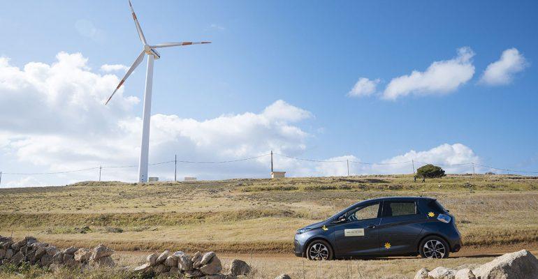 Elektromobilitätsprojekt: Renault treibt Energiewende voran