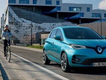 Neuer Renault ZOE: noch schicker, noch moderner, noch mehr Reichweite