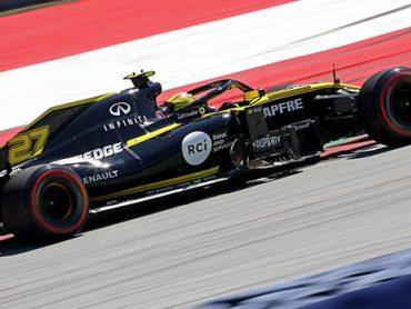 Renault F1 reist ohne WM-Punkte aus den Alpen heim