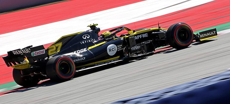 Renault F1 GP Österreich 2019