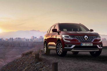Renault KOLEOS jetzt noch schicker und sparsamer