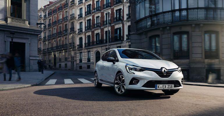 Fünf Euro NCAP-Sterne: CLIO und CLIO Hybrid punkten mit Top-Sicherheit