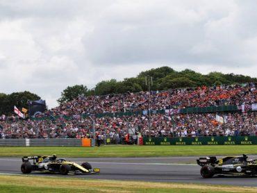 Renault F1 reißt das Steuer herum