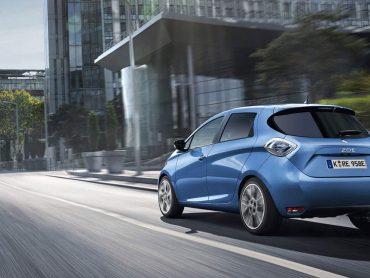 Renault ZOE ist wertstabilstes Elektroauto