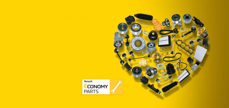 Renault Economy Parts: Ersatzteile bis zu 20 Prozent günstiger