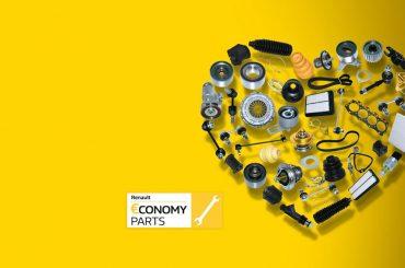 Renault Economy Parts: 20 Prozent günstigere* Teile für Fahrzeuge 5 Jahre und älter