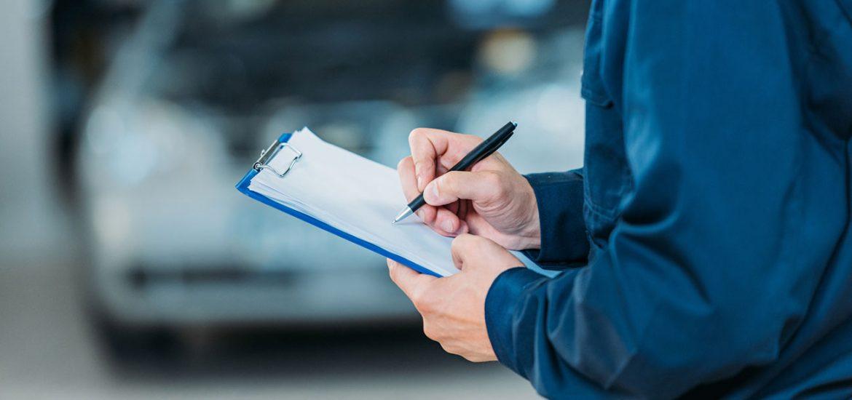 Auto-Checks von Renault