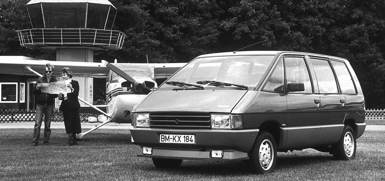 35 Jahre Renault Espace (1984)