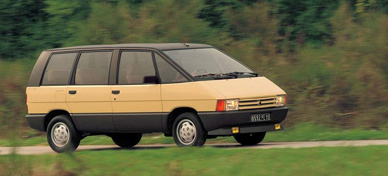 35 Jahre Renault Espace - 1