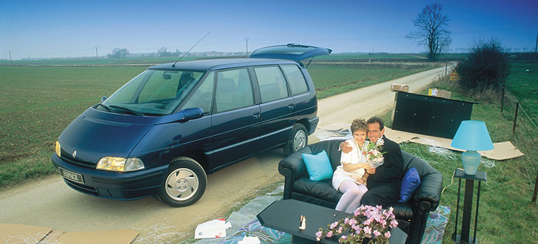 35 Jahre Renault Espace 2