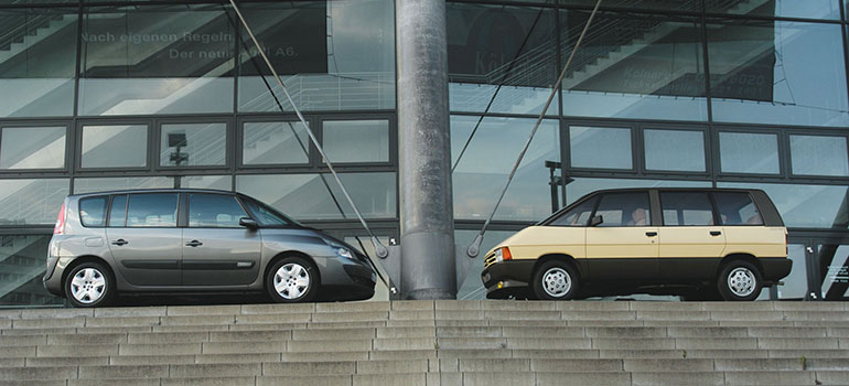 35 Jahre Renault Espace 4