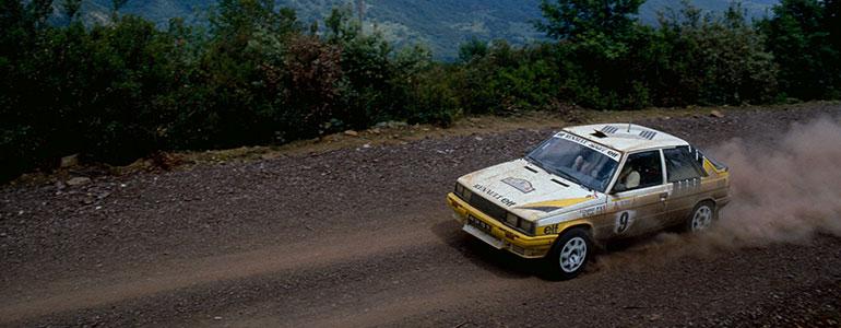 40 Jahre Turbo-Power: Renault 11