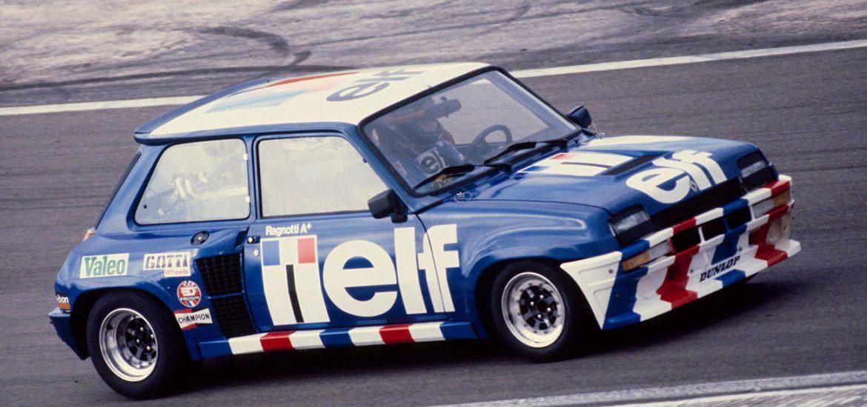 40 Jahre Turbo-Power: Die schnellsten Renault Modelle