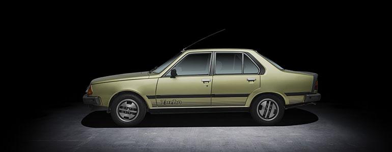 40 Jahre Turbo-Power: Renault 18