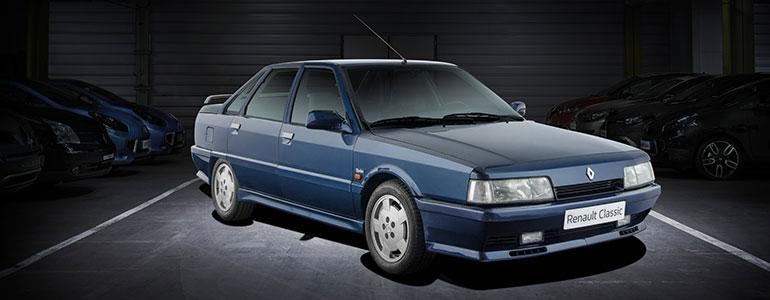 40 Jahre Turbo-Power: Renault Safrane Biturbo
