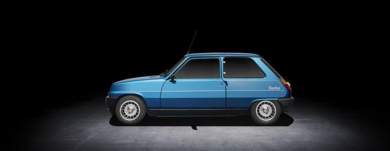40 Jahre Turbo-Power: Renault Alpine 5