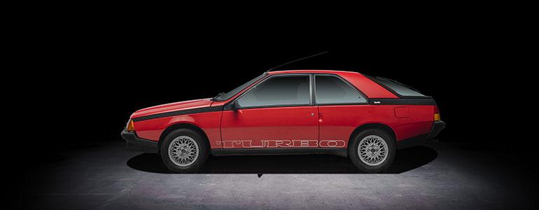 40 Jahre Turbo-Power: Renault Fuego