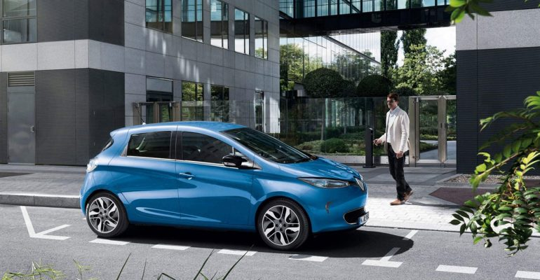 Renault ZOE: Neuzulassungen mehr als verdoppelt