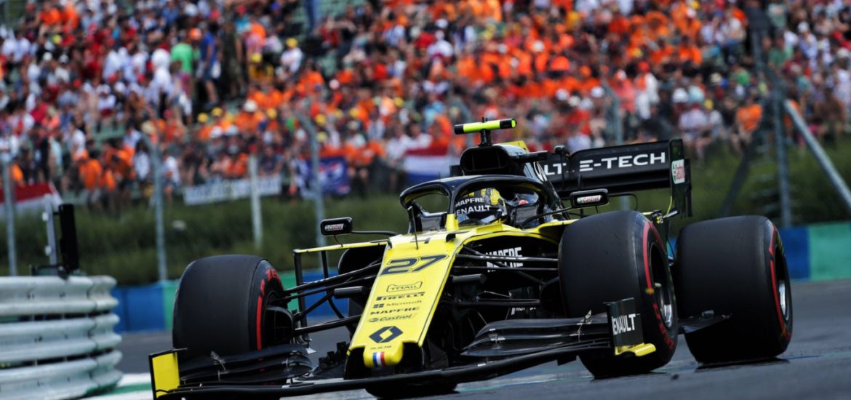 Formel 1 GP Ungarn