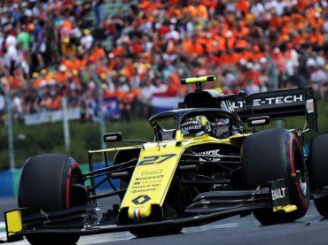 Keine Punkte in der Puszta für Renault F1