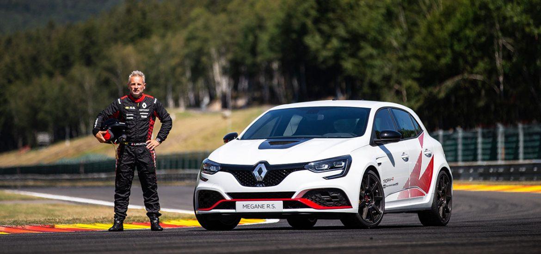 Spa-Francorchamps: MEGANE R.S. TROPHY-R fährt neuen Rundenrekord