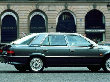 35 Jahre Renault 25: staatstragende Schräghecklimousine
