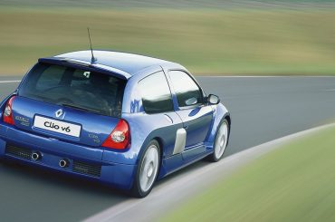 Clio Renault Sport V6: Klassiker bei AUTO BILD