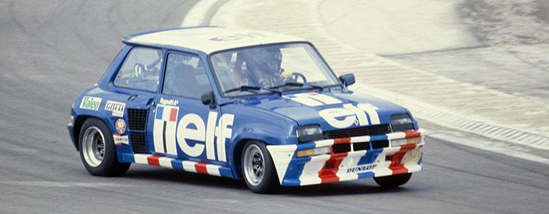 Renault Formel 1 - 5 Turbo