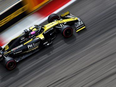 Ein Punkt für Renault in Russland